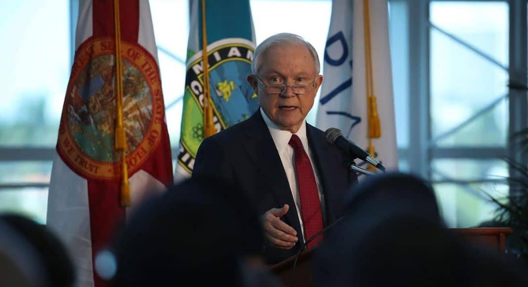 Suing Jeff Sessions