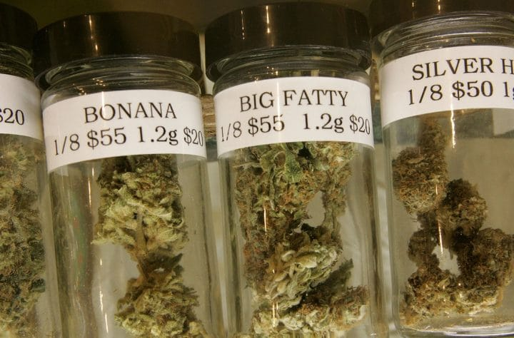 Marijuana Strain Names
