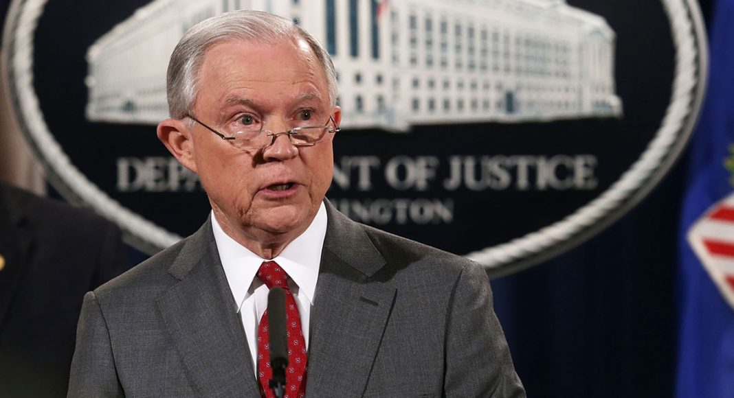 Jeff Sessions Becomes Marijuana Famous With #JeffSesh