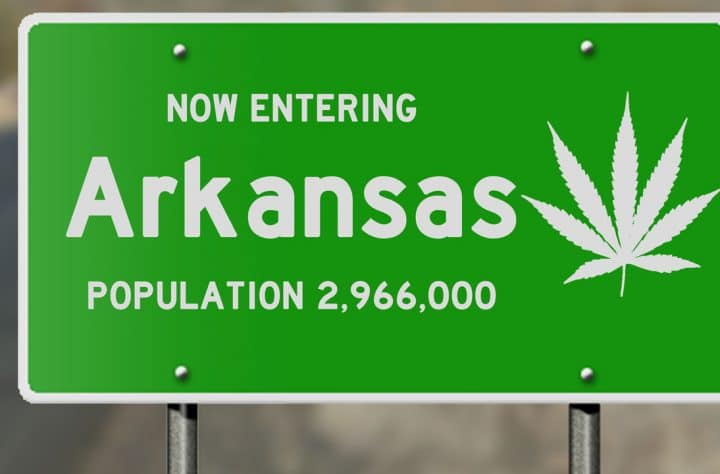 Cannabis in arkansas