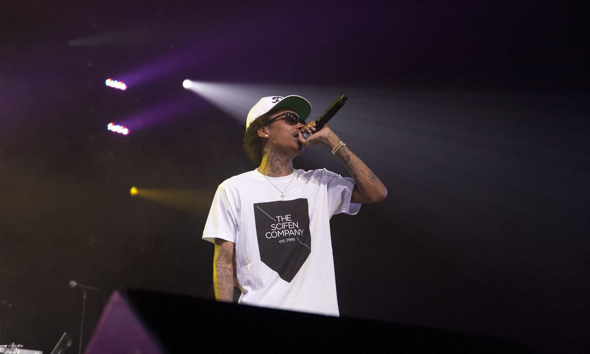 Wiz Khalifa responds to his fake marijuana puff on the Pirates mound
