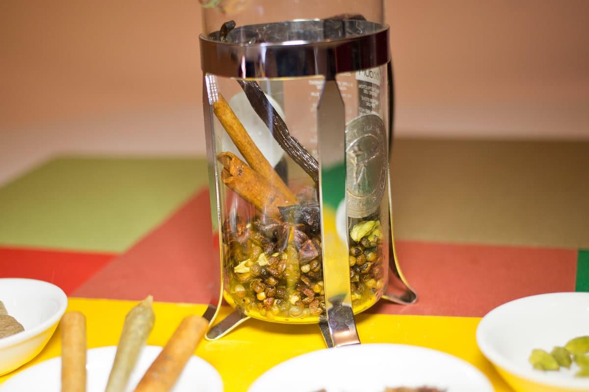 Decaf Chai Tea