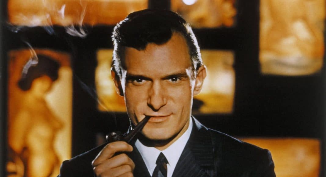 Hugh Hefner Loved Marijuana