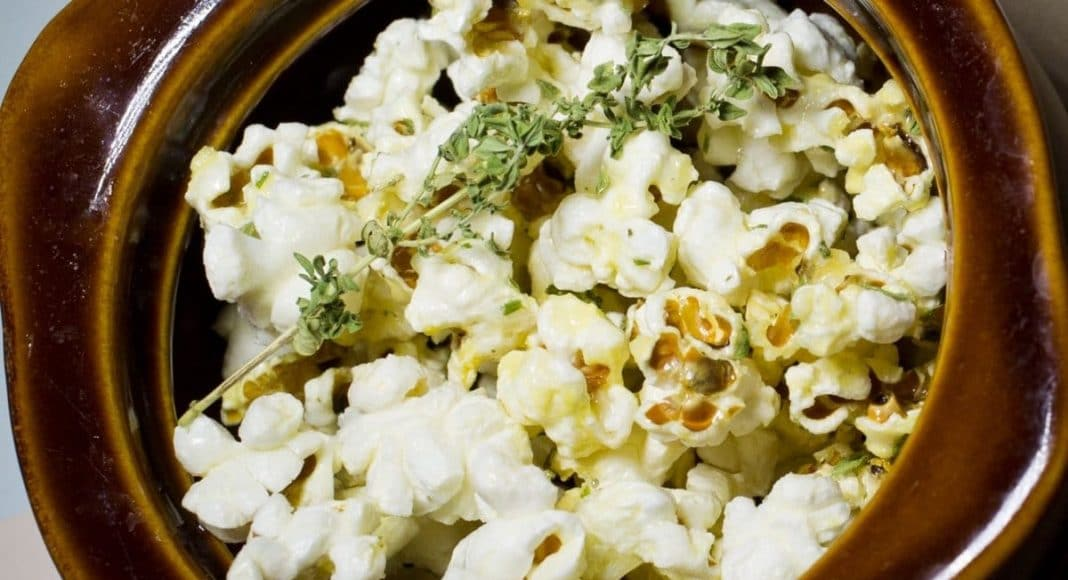 Cannabis-Infused Popcorn Toppings