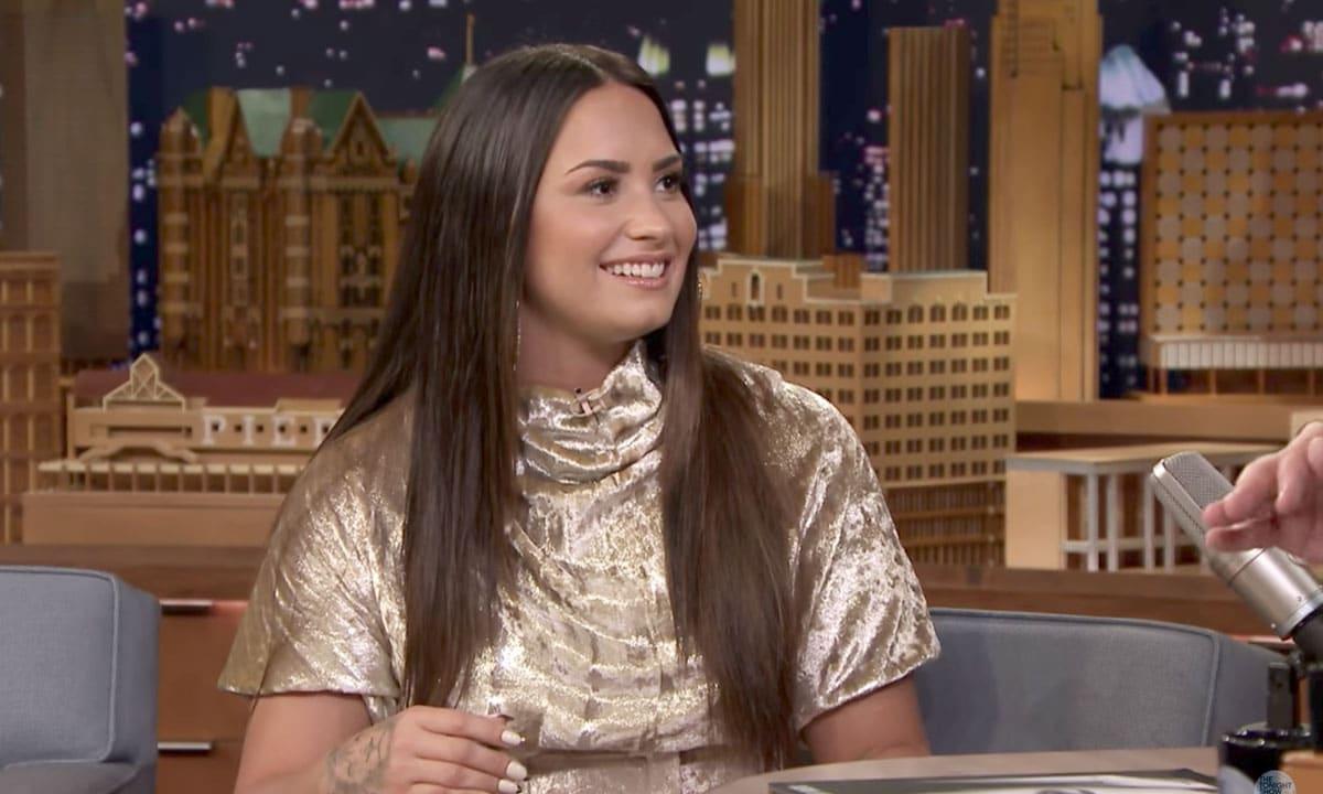 Demi Lovato & Jimmy Fallon Talk 'Riverdale,' Disney Princesses, & More!