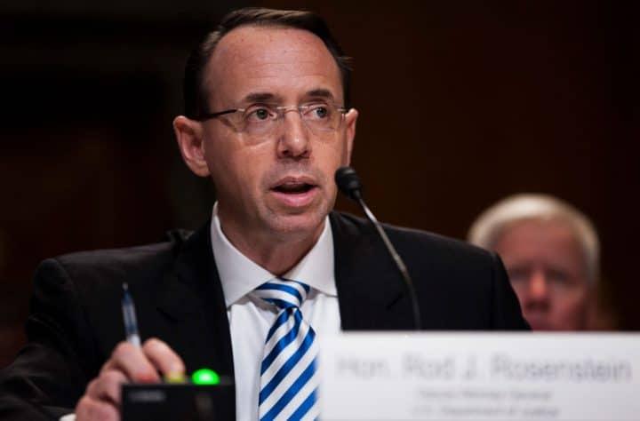 Sessions' Deputy