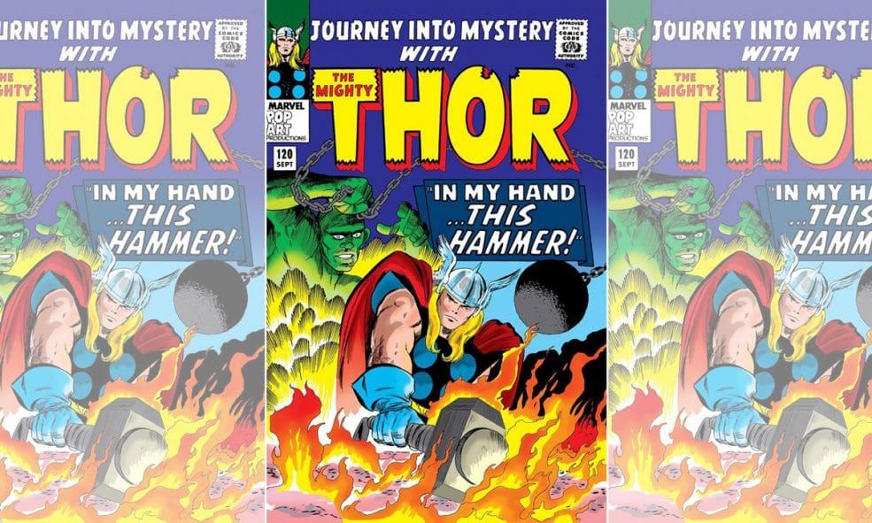 ragnarok preview the 6 times thor s hammer has been destroyed