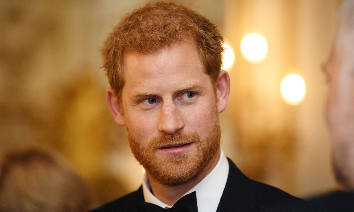 Prince Harry Is Selling His Audi