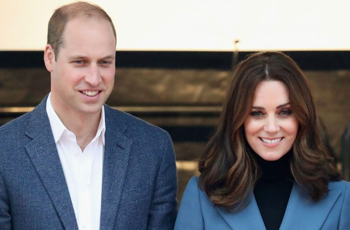 Prince William And Kate Middleton's new baby
