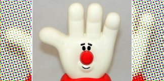 Hamburger Helper Glove