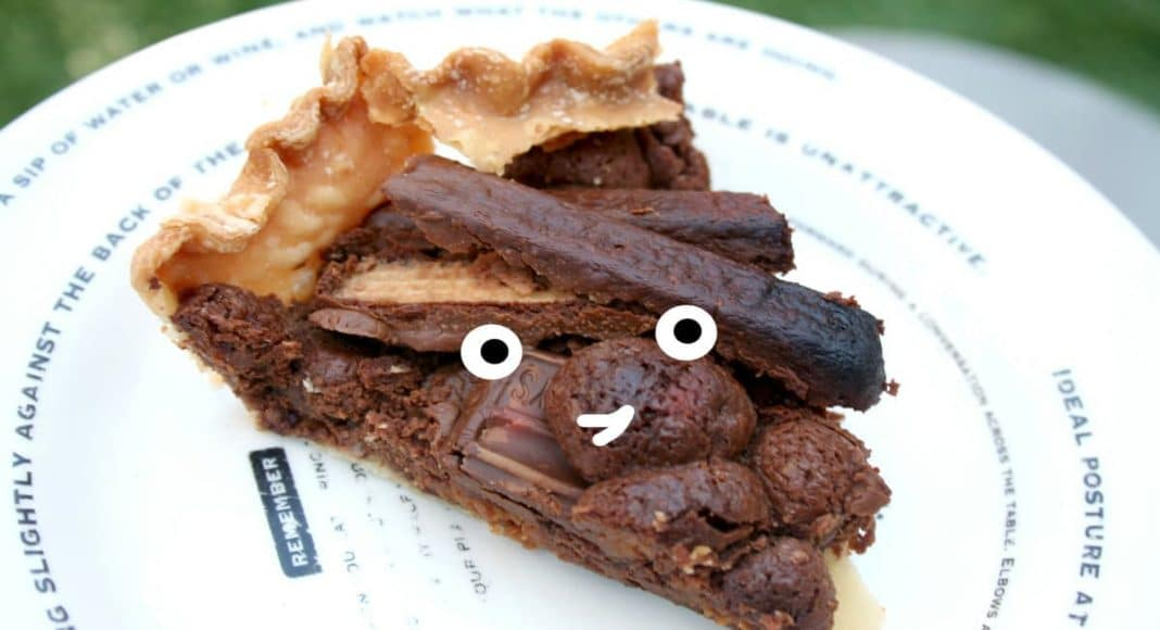 'Hallo-weed' Candy Pie