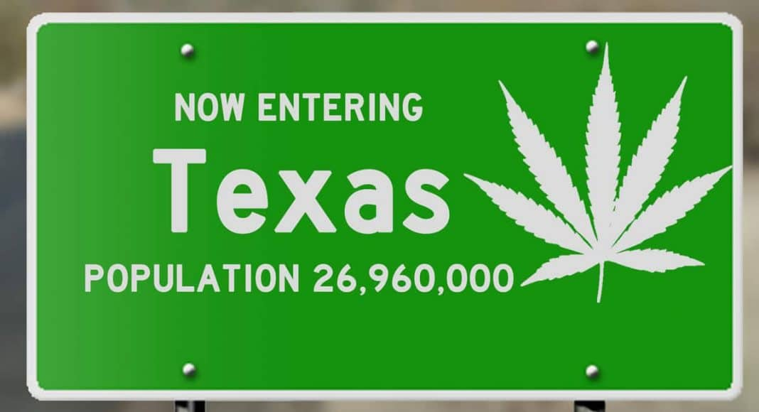 Texas And Medical Marijuana
