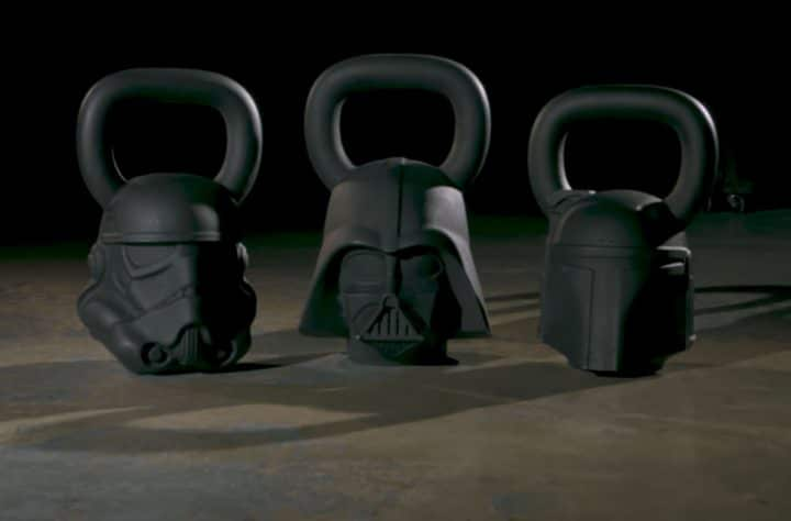'Star Wars' Gym Gear