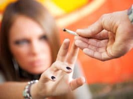 introduce someone to marijuana