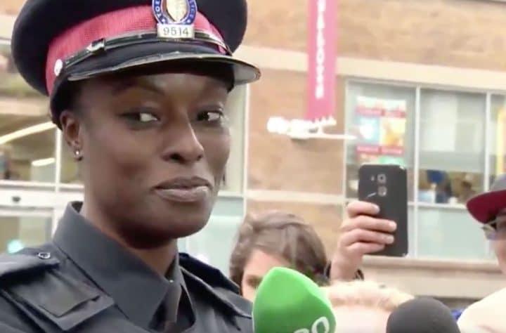 Toronto Cop