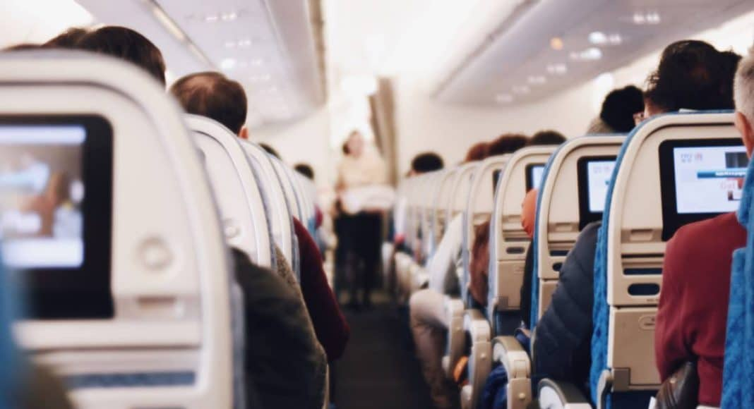 youll never guess which place contains large amounts of bacteria in airplanes