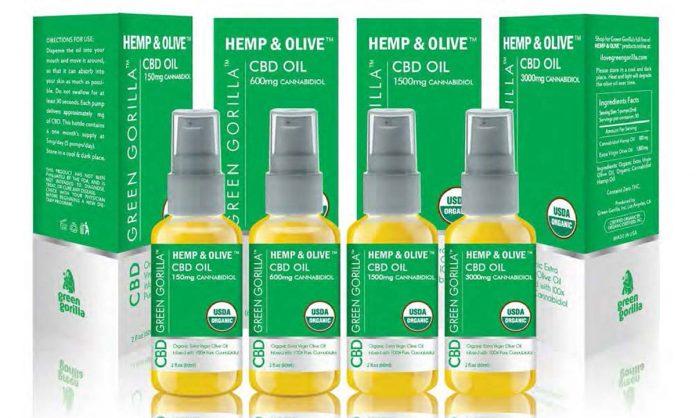 Hemp-Based CBD Oil