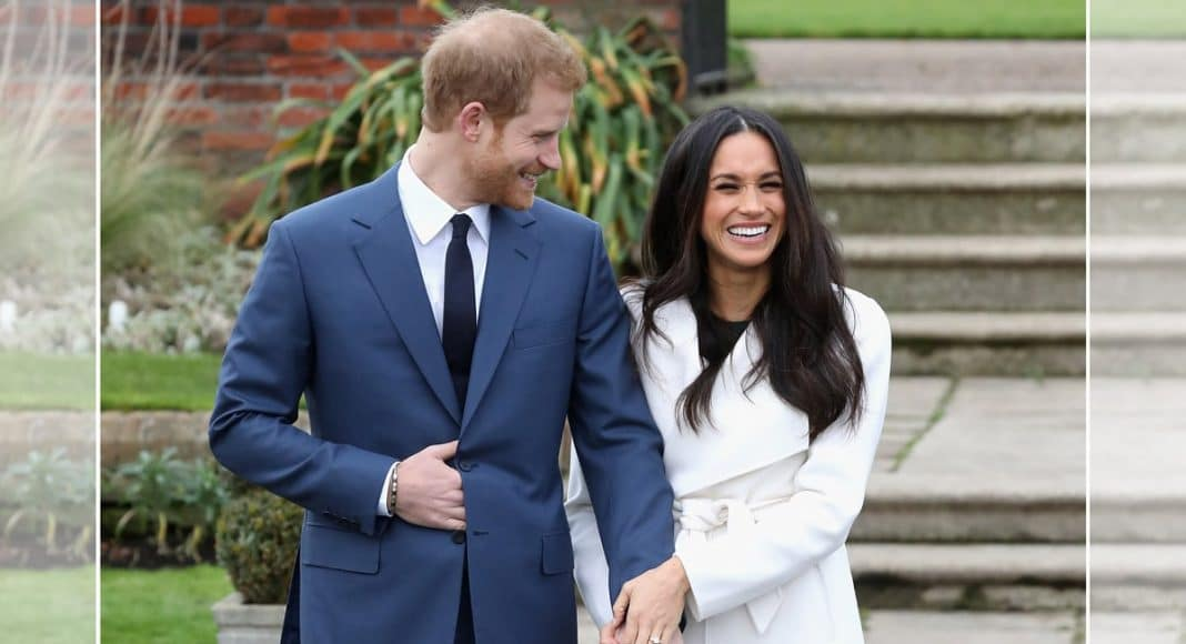 Timeline Of Prince Harry And Meghan Markle