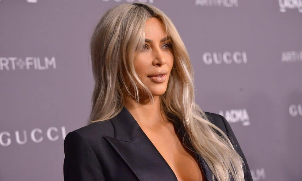 Kim Kardashian West Shows Off Burgeoning Bump at Baby Shower