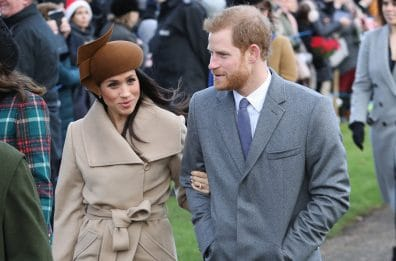 All The Deets On Prince Harry And Meghan Markle's Magical Wedding Cake
