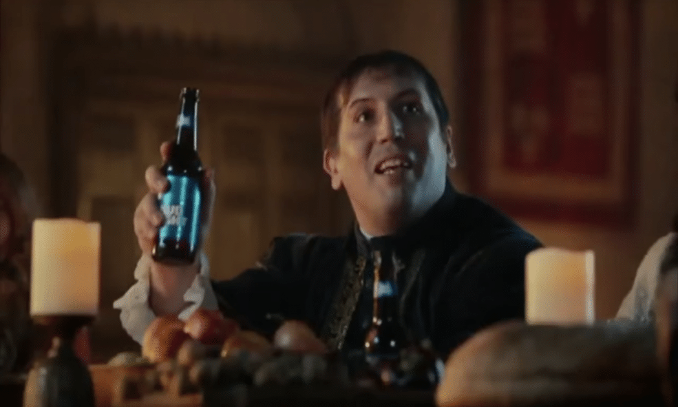 Bud light gets medieval on this minneapolis microbrewery aloadofball Choice Image