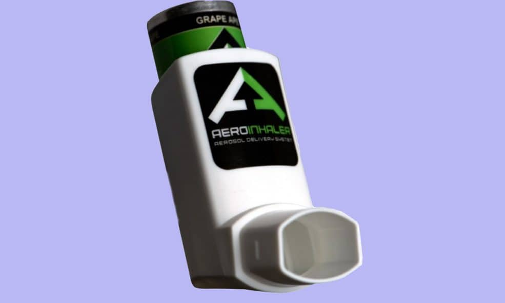 Image result for Cannabis Invention of 2017 Awarded to AeroInhaler THC Infused Inhaler