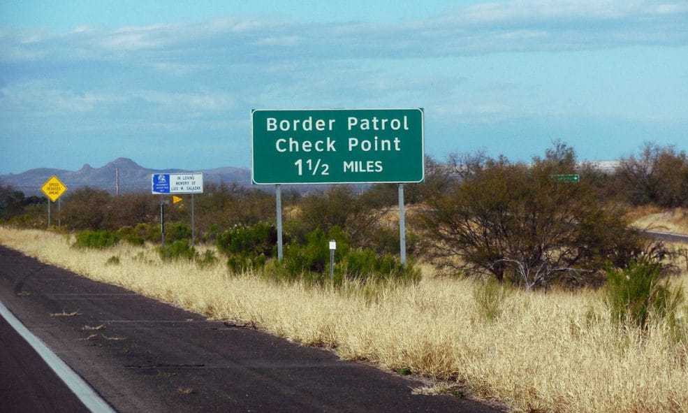 us border patrol california clash over legal marijuana law