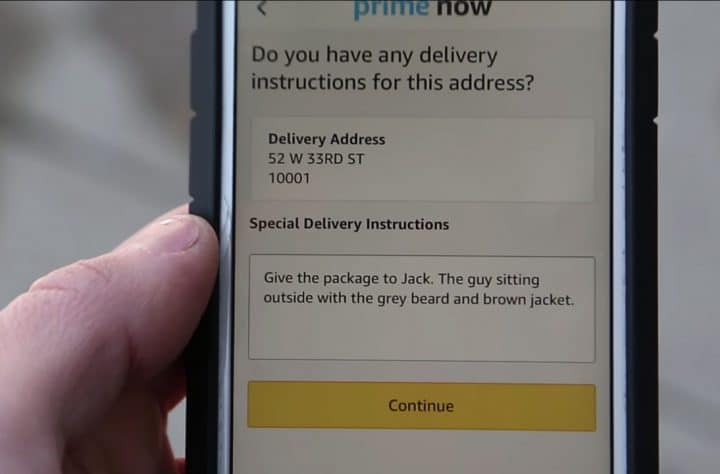 How To Use Amazon Prime To Help The Homeless