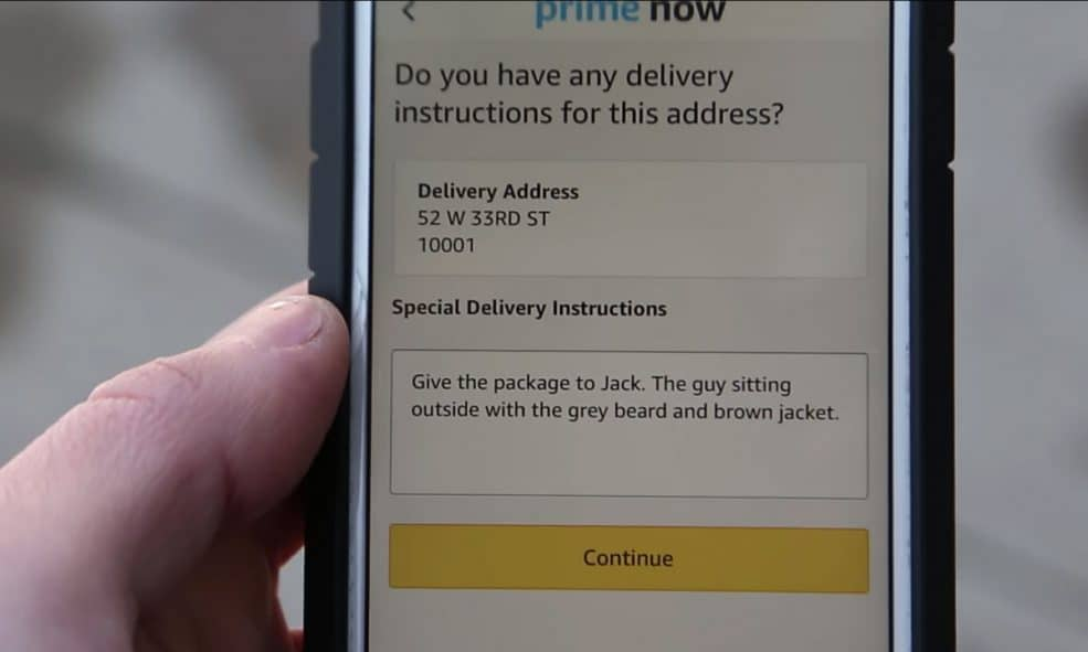 Video How To Use Amazon Prime To Help The Homeless
