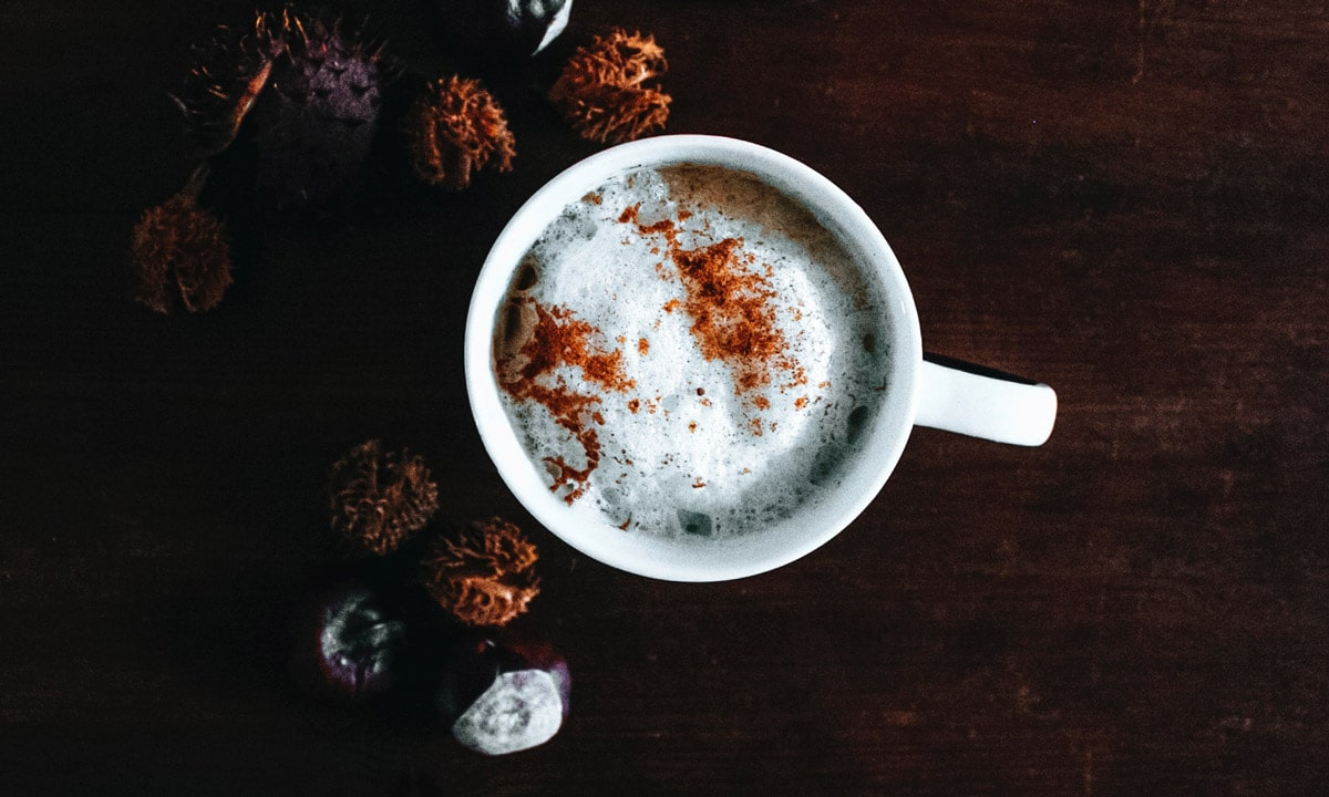 how to make your own pumpkin spice coffee