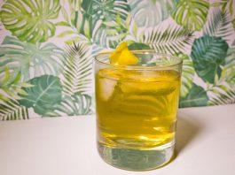 Marijuana-Infused Vermouth