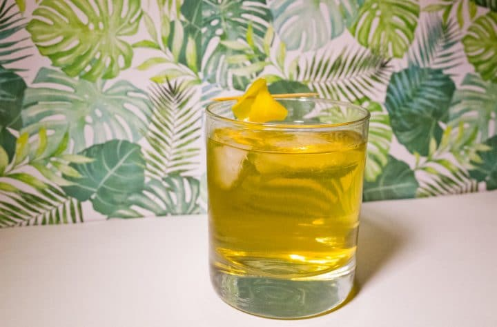 Marijuana-Infused Vermouth