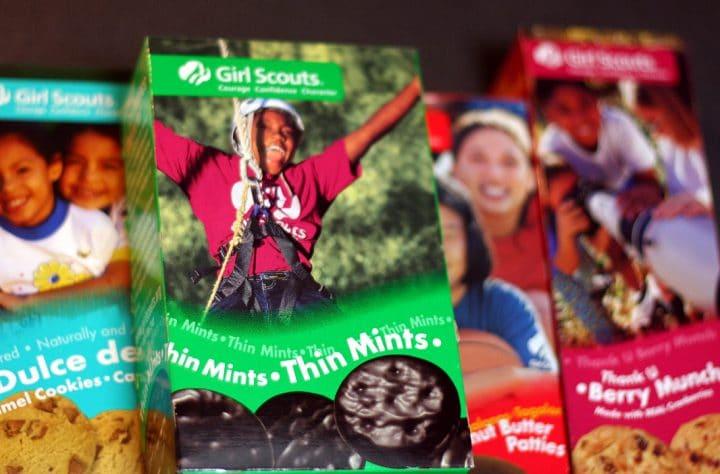 Girl Scout Cookie Season