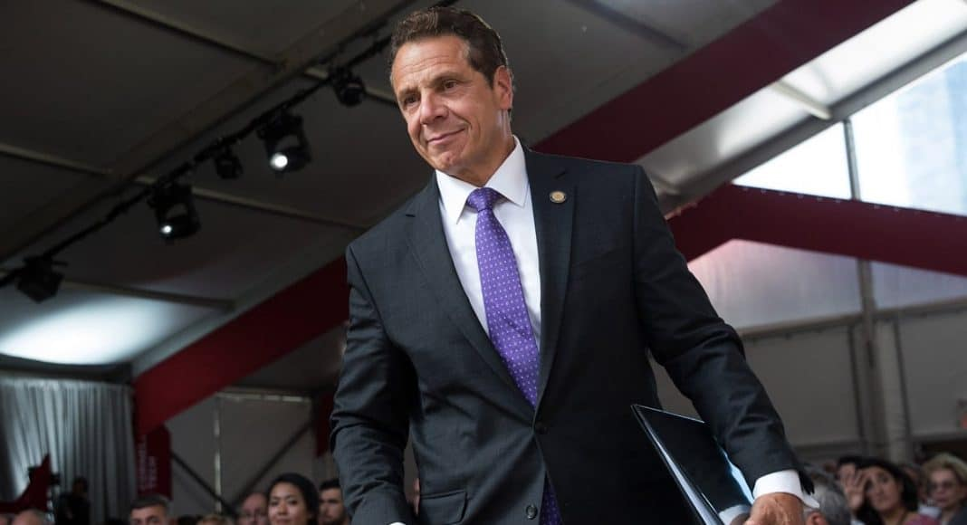 NY Gov. Cuomo Calls For Study Regarding Recreational Marijuana