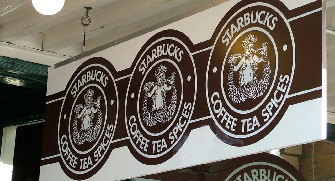 Starbucks No Cash