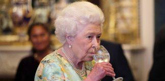 Queen's Favorite Champagne