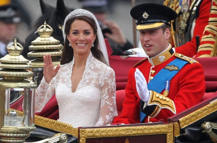 Why Does Kate Middleton Get To Wear A Tiara But Not Meghan Markle?