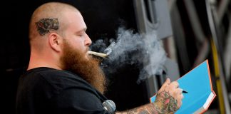Action Bronson's Weed Usage