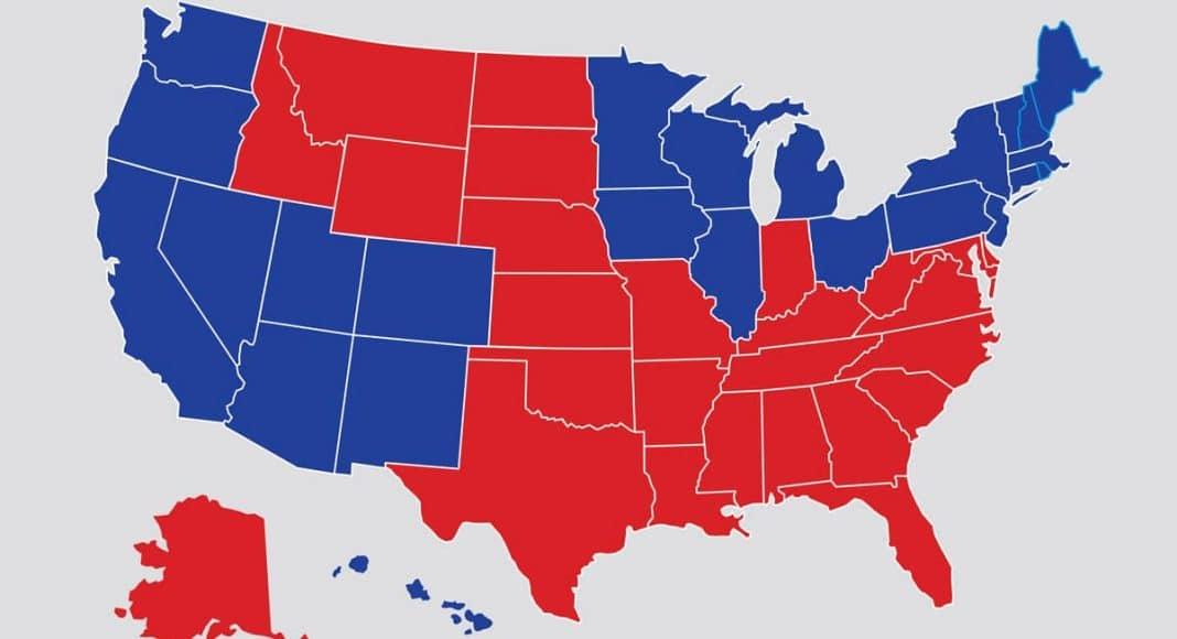 Will Marijuana Legalization Help Democrats Win Red States?