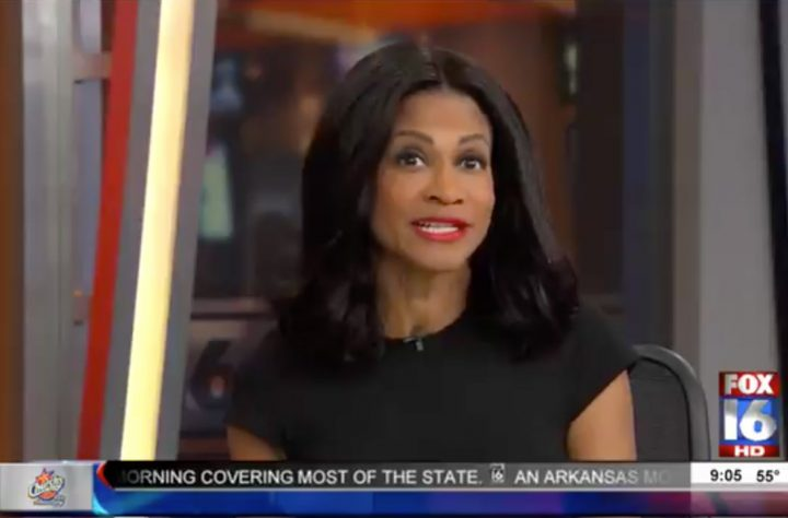 During Live Newscast, TV Anchor Reveals She's Growing Marijuana