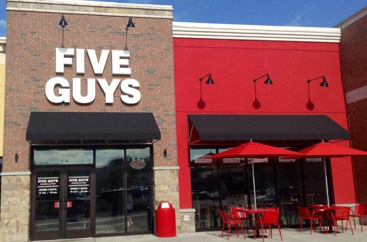 All The 'Five Guys' Menu Hacks You Need In Your Life Immediately