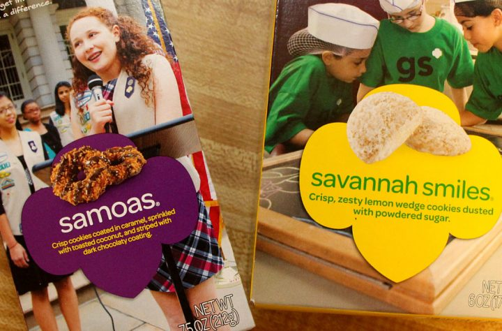 Girl Scouts Can Now Sell Cookies In Front Of Colorado Dispensaries