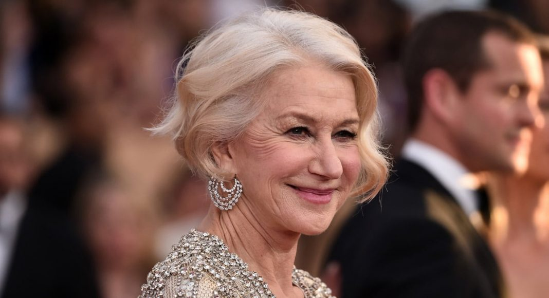 Helen Mirren Shares Her Insomnia Fix