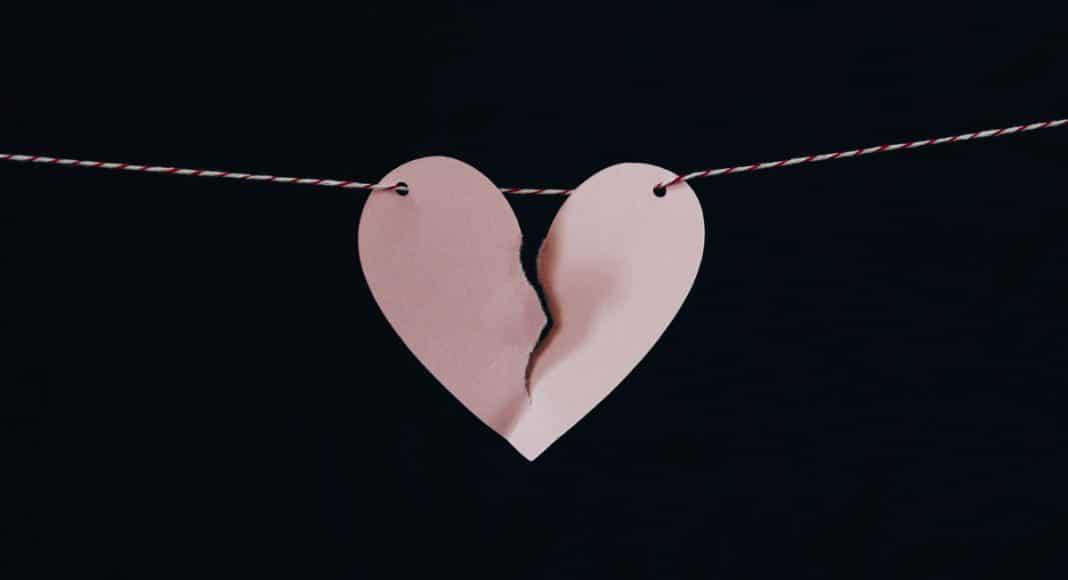 Heartbroken On Valentine's Day