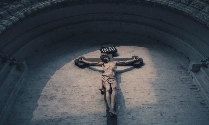Jesus' Butt Was Hiding A 240-Year-Old Secret Message