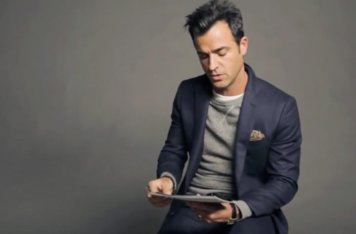 WATCH: Justin Theroux Says You Should Absolutely Buy Weed For Your Boss