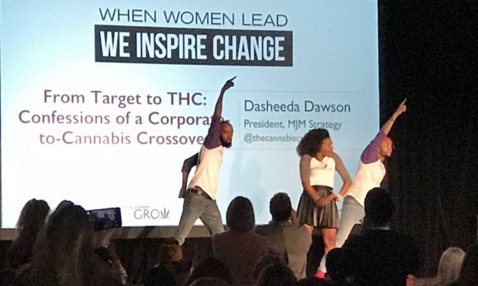Women Grow Leadership Summit