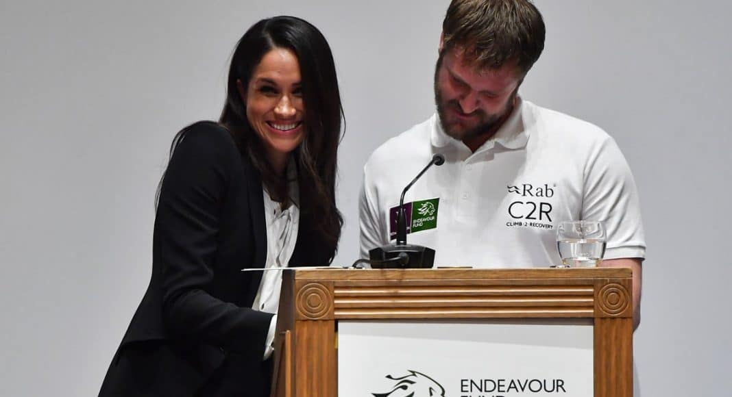 Meghan Markle's First Royal Speech