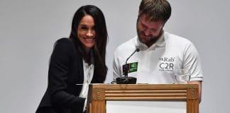 Meghan Markle's First Royal Speech