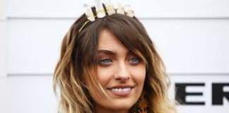 Paris Jackson Seen Leaving Los Angeles Marijuana Dispensary